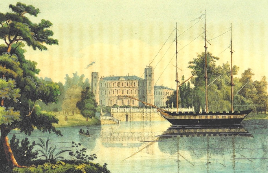 Notes and Recollections of the Russian Traveler in Russia - View I (1848)