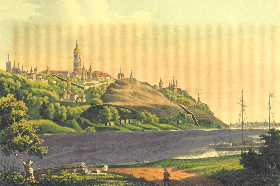 Notes and Recollections of the Russian Traveler in Russia - View II (1848)