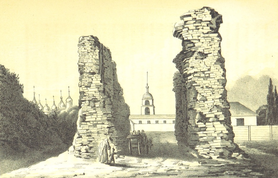 Notes and Recollections of the Russian Traveler in Russia - View V (1848)