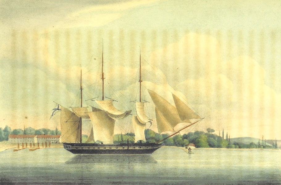 Notes and Recollections of the Russian Traveler in Russia - View VII (1848)