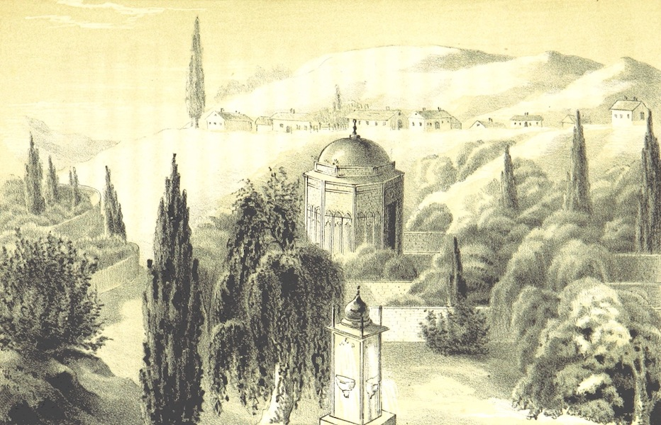 Notes and Recollections of the Russian Traveler in Russia - View VIII (1848)