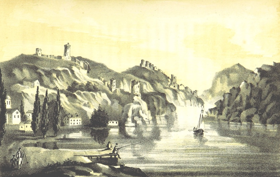 Notes and Recollections of the Russian Traveler in Russia - View X (1848)
