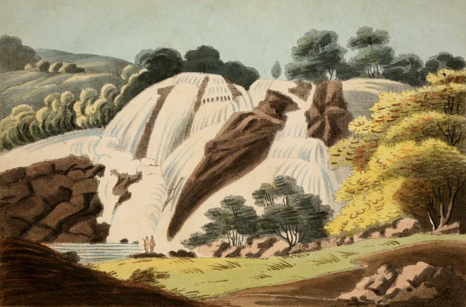 Observations on the Neilgherries - Falls of the Cauvery in Mysore (1834)