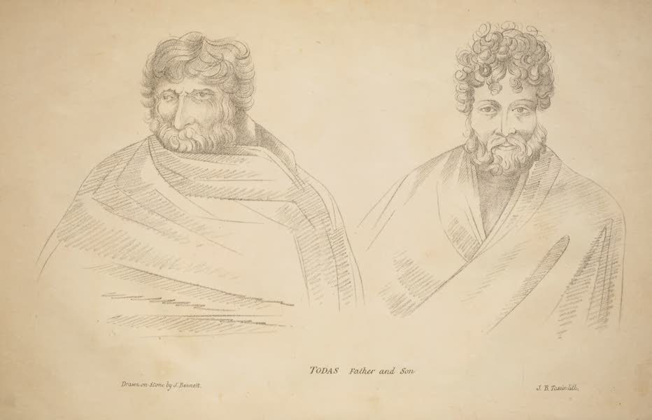 Observations on the Neilgherries - Today Father and Son (1834)