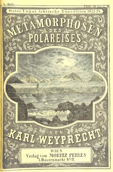Oesterr.-Ungar. Arktische Expedition  - Back Cover (1879)
