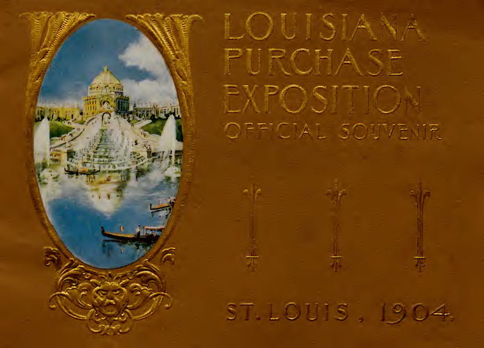 Official Souvenir Louisiana Purchase Exposition