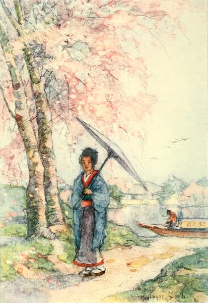 Old and New Japan - Spring-time in Japan (1907)