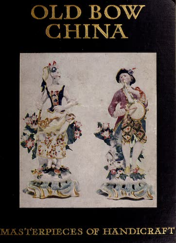 Chromolithography - Old Bow China