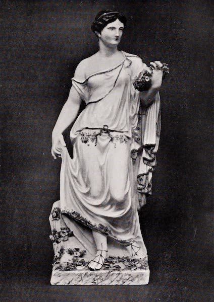 Old Bow China - The Farnese Flora (1909)