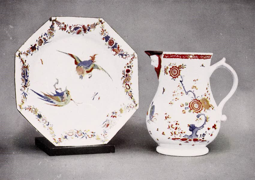 "Old Bow China - ""Old Japan"" Patterns (1909)"