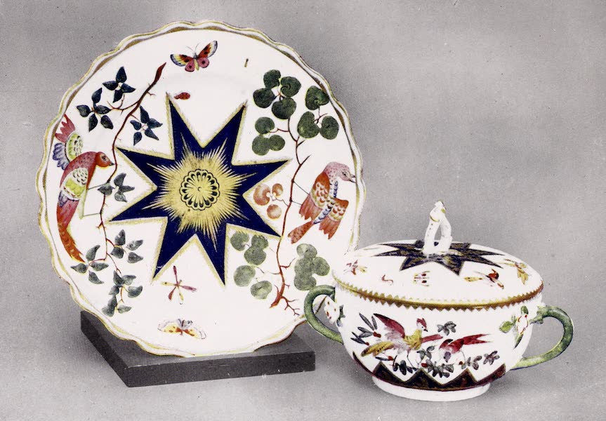 Old Bow China - An Exotic Decoration (1909)
