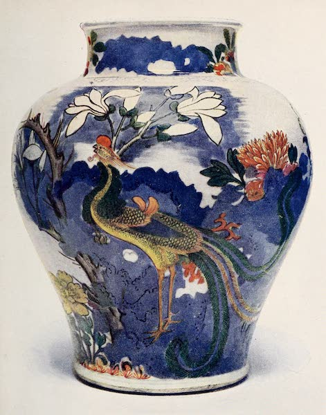 Old Chinese Porcelain - A Rare Ming Vase (1909)