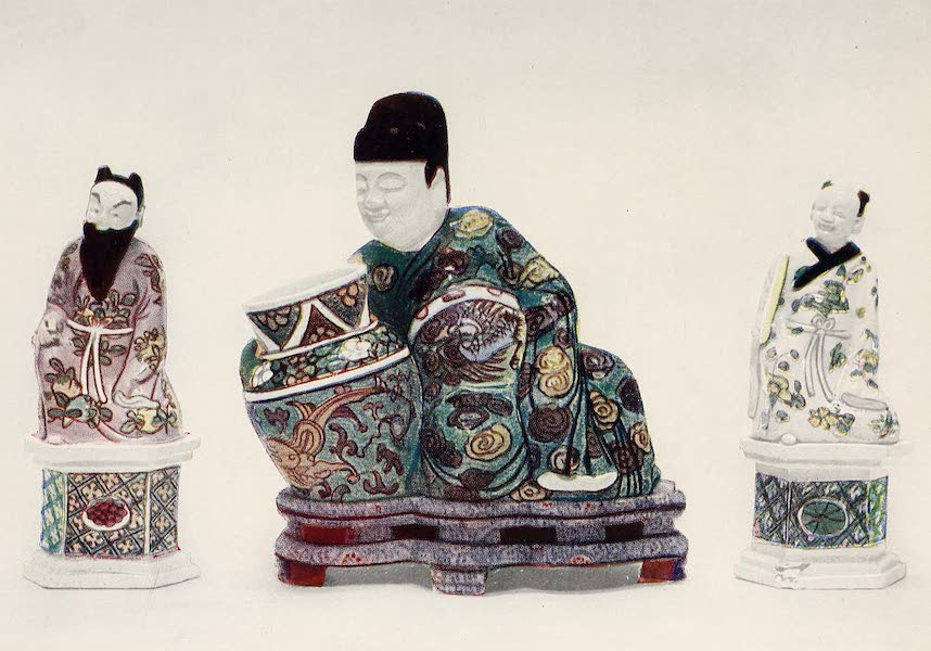 Old Chinese Porcelain - Ming Figures (1909)