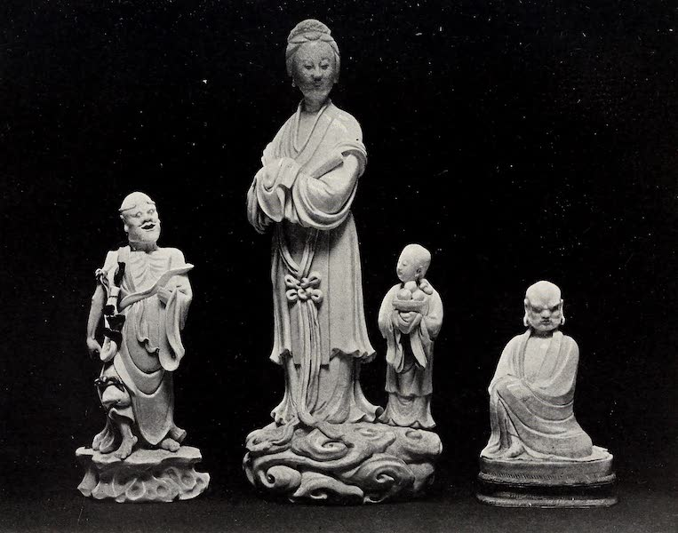 Old Chinese Porcelain - Fuchien Figures (1909)