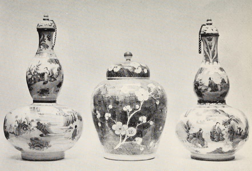 Old Chinese Porcelain - Hawthorn or Prunus Pattern (1909)