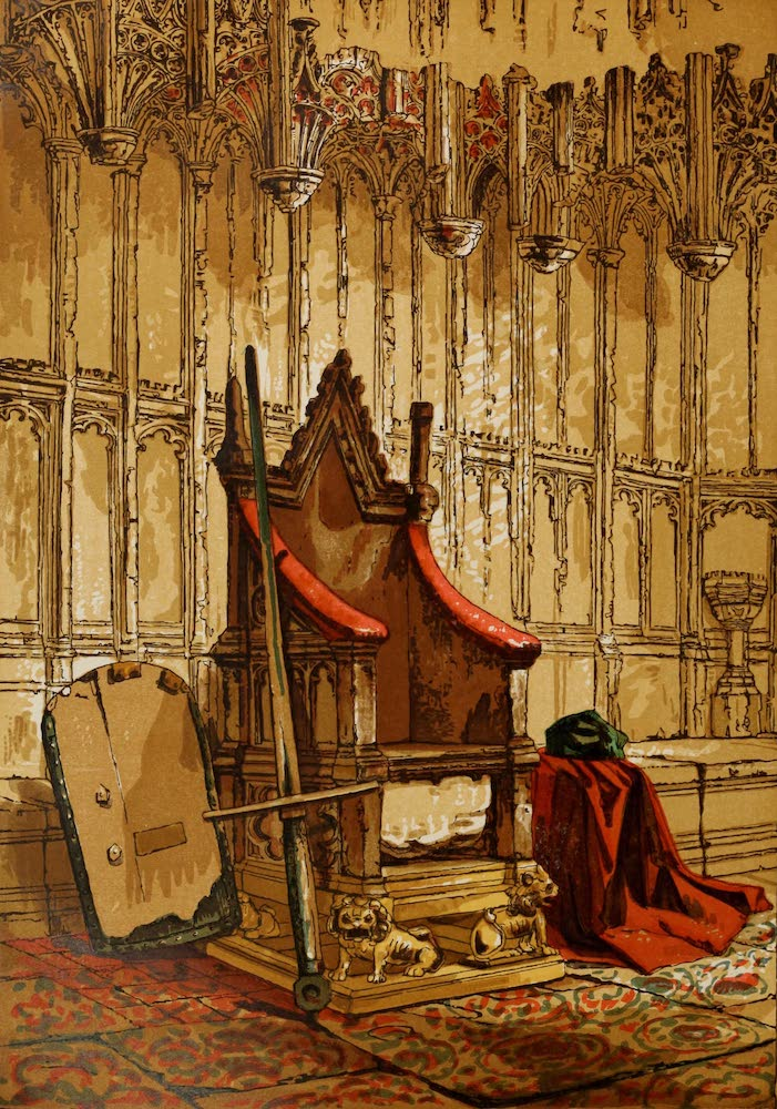 Old England Vol. 1 - The Coronation Chair (1845)