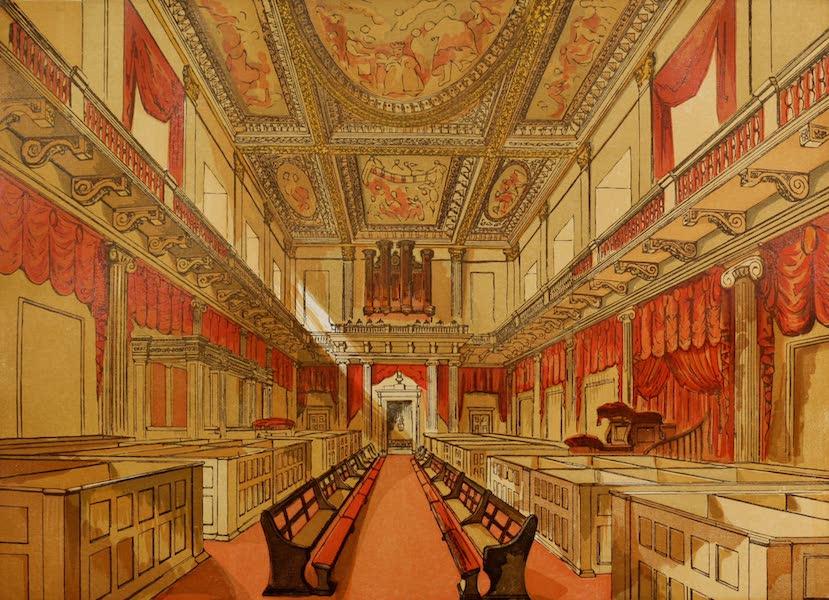 Old England Vol. 2 - Whitehall Chapel (1845)