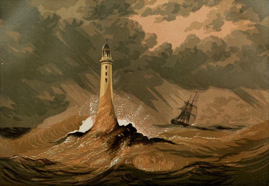 Old England Vol. 2 - Smeatons Eddystone Lighthouse (1845)