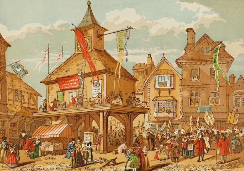 Old England Vol. 2 - The Shakspere Jubilee at Stratford Upon Avon (1845)