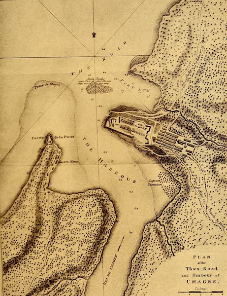 Old Panama and Castilla del Oro - Mouth of the Chagres River and Castle of San Lorenzo (1911)