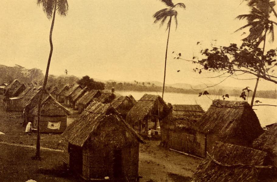Old Panama and Castilla del Oro - Nombre de Dios, in 1909 (1911)