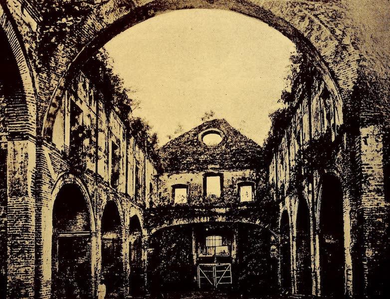 Old Panama and Castilla del Oro - Ruined Church of Santo Domingo, Panama (1911)