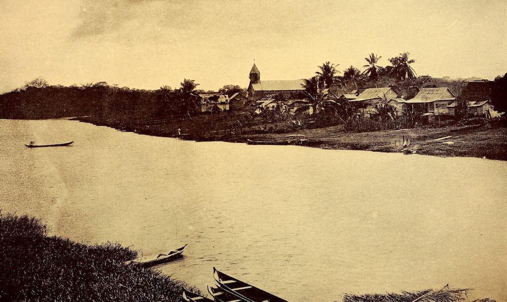 Old Panama and Castilla del Oro - Gatun on the Chagres, in 1907 (1911)