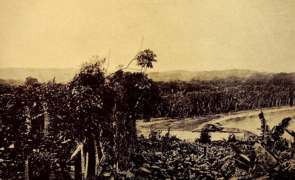Old Panama and Castilla del Oro - Ruins of the Castle of San Lorenzo (1911)