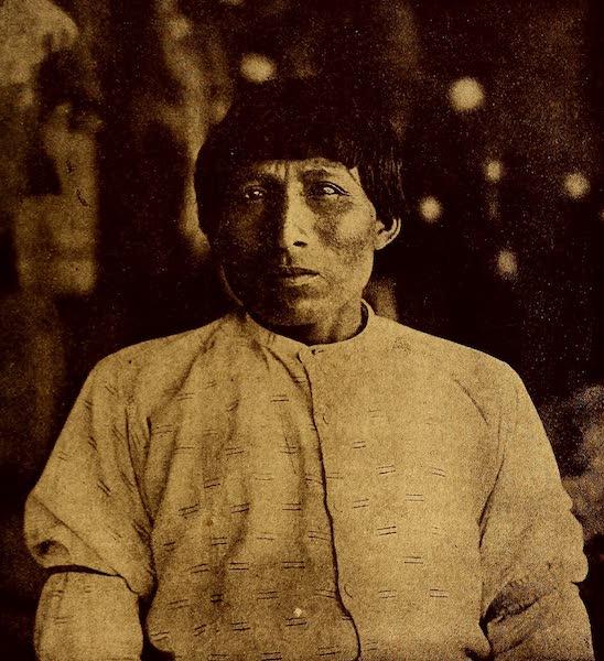 Old Panama and Castilla del Oro - Day-ak, a San Bias chief, from Rio Diablo (1911)