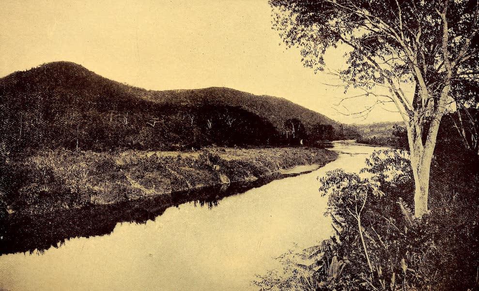 Old Panama and Castilla del Oro - Chagres River near Gorgona (1911)