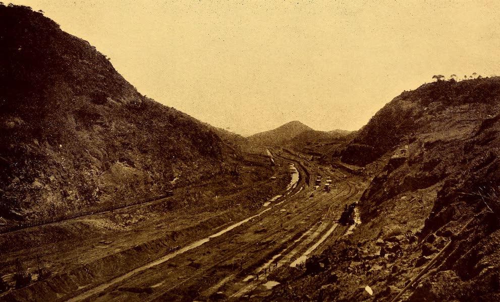 Old Panama and Castilla del Oro - Culebra Cut, in 1910 (1911)