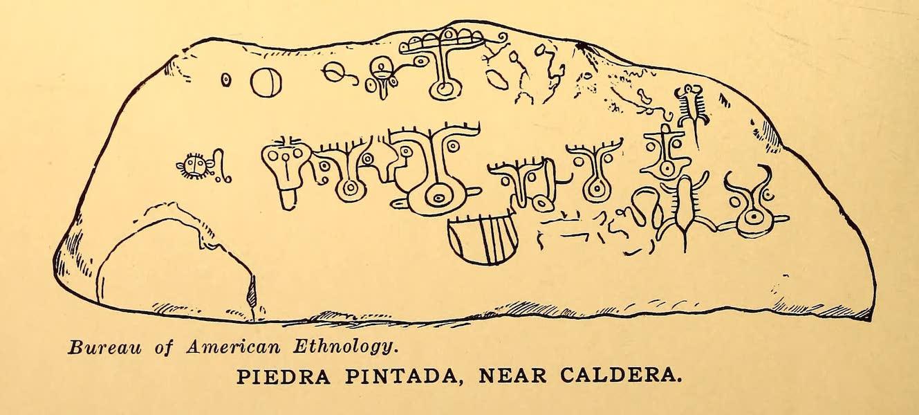 Old Panama and Castilla del Oro - Piedra Pintada (1911)