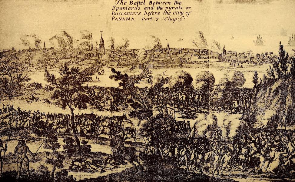 Old Panama and Castilla del Oro - Battle of Old Panama (1911)