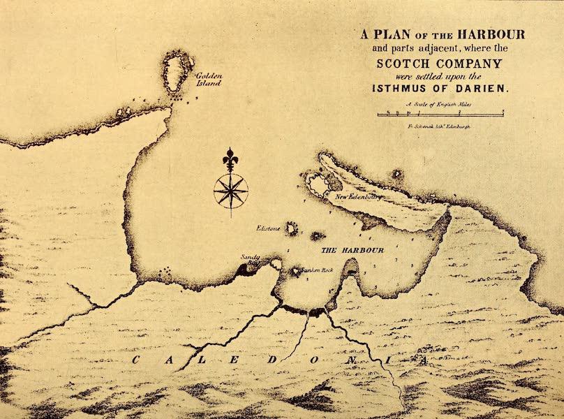 Old Panama and Castilla del Oro - Caledonia Bay and New Edinburgh (1911)