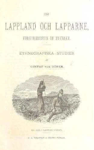 British Library - Om Lappland och Lapparne, företrädesvis de Svenske