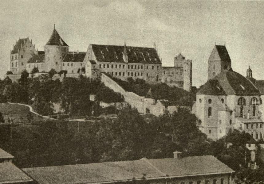 On Old-World Highways - Castle at Fussen (1914)