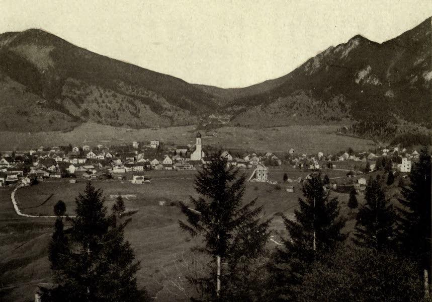 On Old-World Highways - Oberammergau (1914)