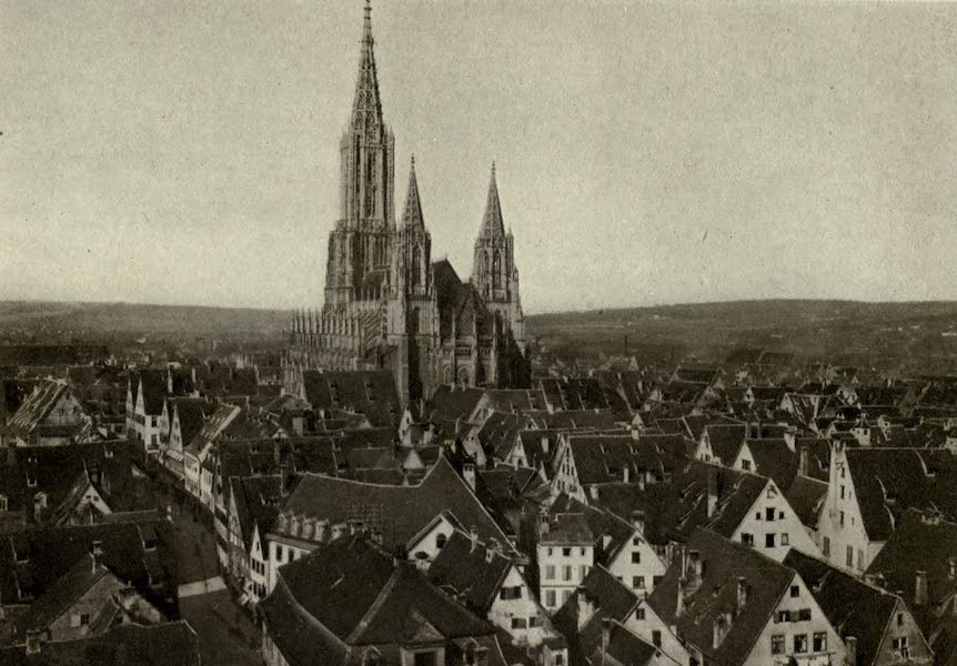 On Old-World Highways - Ulm and the Cathedral (1914)