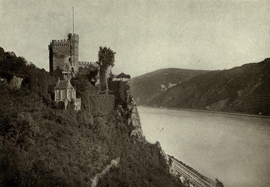 On Old-World Highways - Castle Rheinstein (1914)