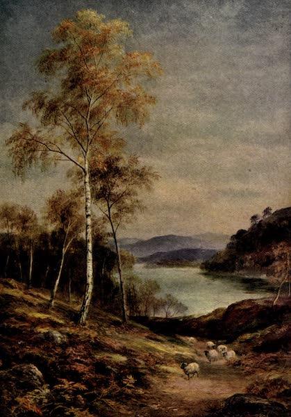 On Old-World Highways - A Highland Loch (1914)