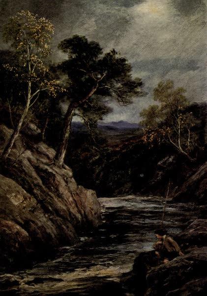 On Old-World Highways - Glen Affrick, near Inverness (1914)