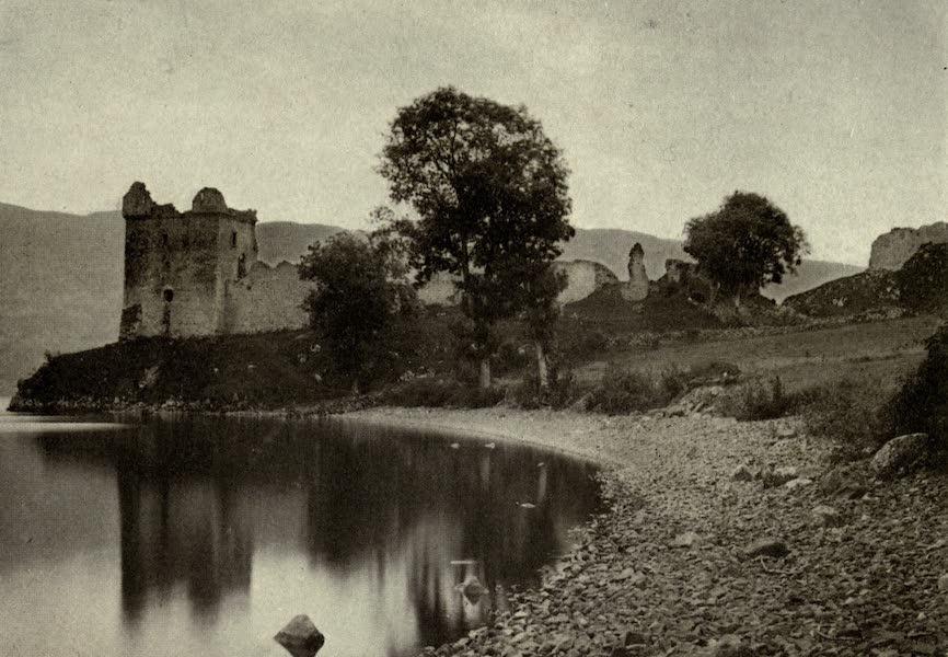 On Old-World Highways - Urquhart Castle, Loch Ness (1914)