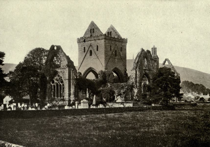 On Old-World Highways - Sweetheart Abbey (1914)