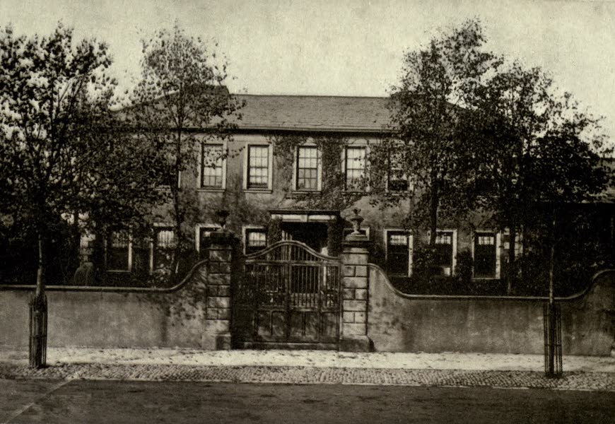 On Old-World Highways - Wordsworth's Birthplace - Cockermouth (1914)