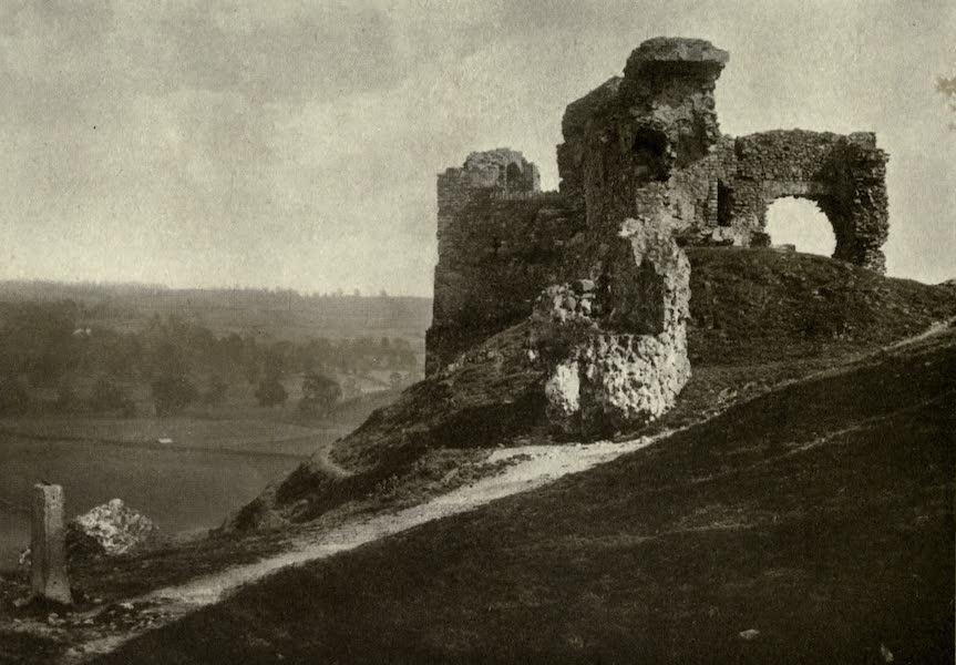 On Old-World Highways - Kendal Castle (1914)