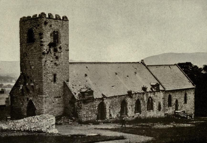 On Old-World Highways - St. Hilary's Church, Denbigh (1914)