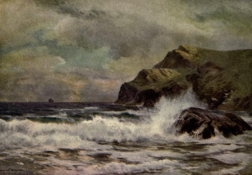 On Old-World Highways - Kynance Cove, Cornwall (1914)
