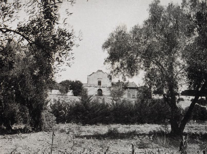 On Sunset Highways - San Diego Mission (1915)