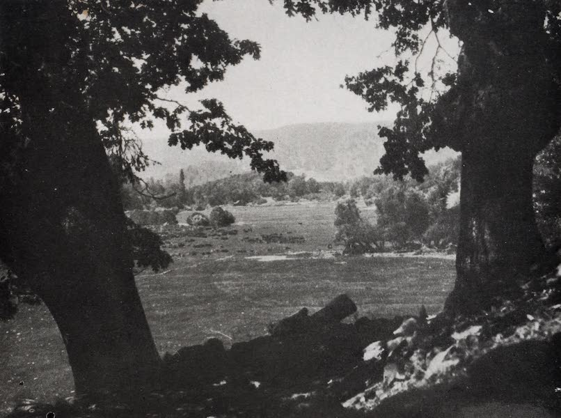 On Sunset Highways - A Back Country Valley (1915)