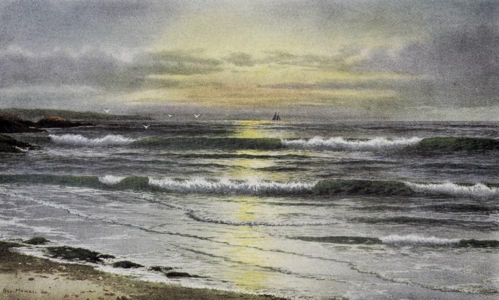 On Sunset Highways - By Sunset Seas (1915)